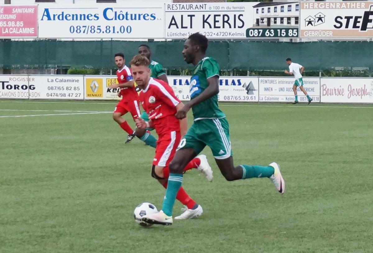UN MATCH AMICAL CONTRE HERSTAL